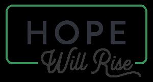 Hope Will Rise Logo